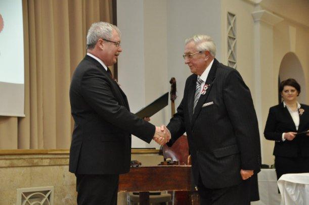Miniszteri kitüntetések