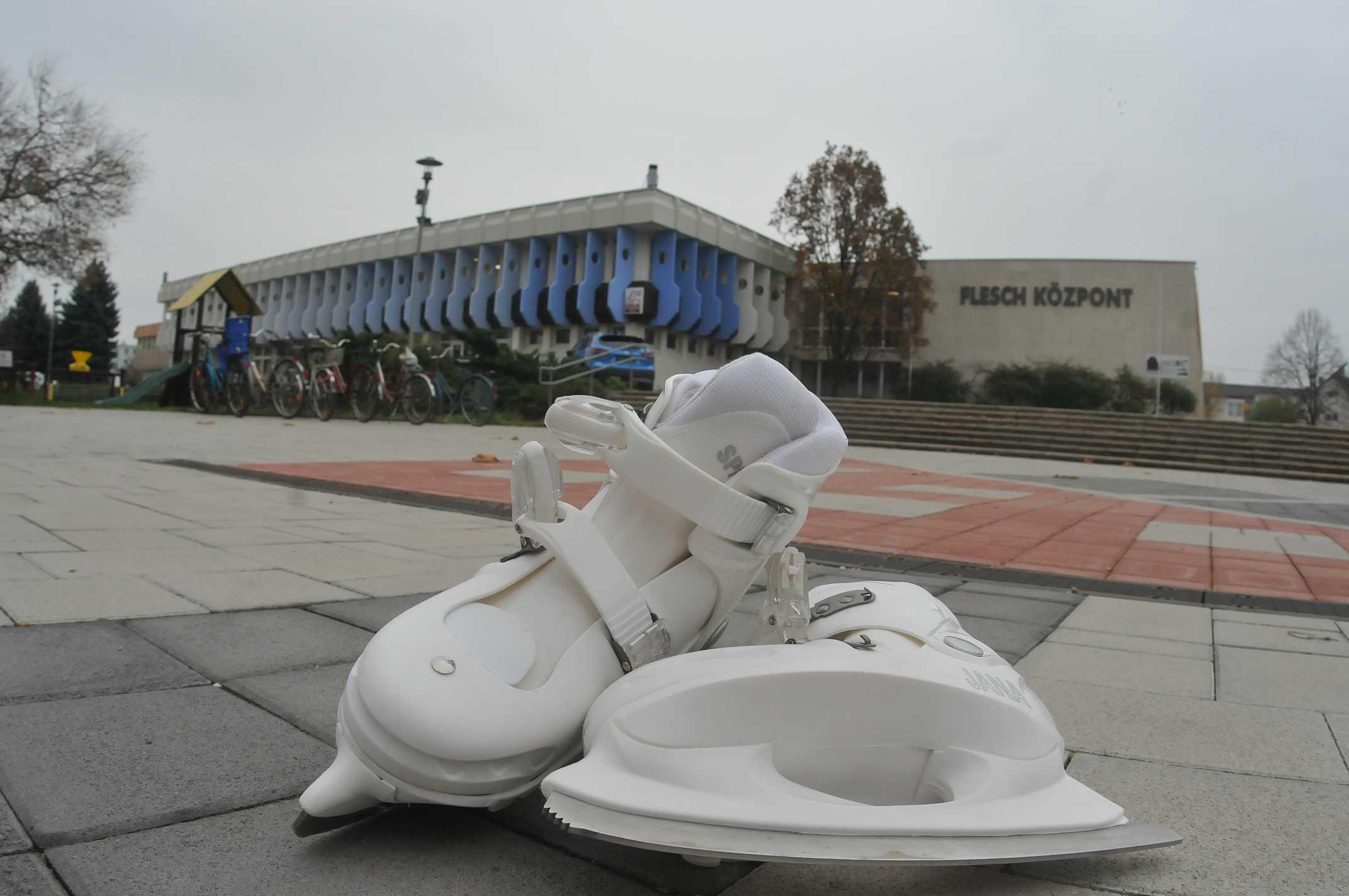 Elő a korcsolyát! Jégpálya épül Városközpontban